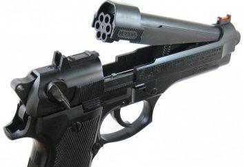 pistolet gazowy – niezastąpionym rozwiązaniem dla Twojego bezpieczeństwa