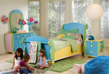 Qual deve ser a mobília das crianças feita com as próprias mãos