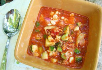 Imparare a cucinare la zuppa vegetariana. Scegli una ricetta per il vostro gusto