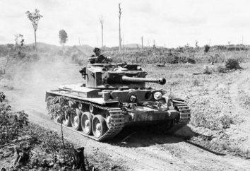 """Tank """"Comet"""": specyfikacje techniczne"""