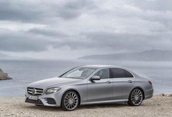 Mercedes W213 – cała zabawa na długo oczekiwany nowy 2016