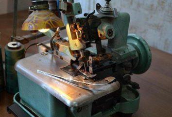 Overlock 51 Classe: caratteristiche, manutenzione, tuning, ricambi