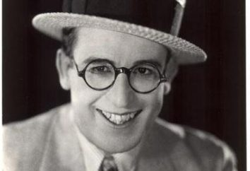 Harold Lloyd: biographie et photo