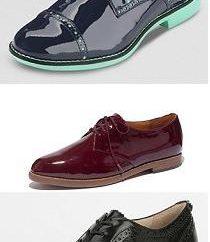 Oxford buty – nowy trend