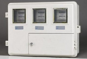 Taratura contatori elettrici intervallo. Classificazione dei contatori di energia elettrica