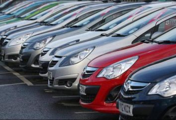 La liste des défauts qui interdisent le fonctionnement du véhicule. Les dispositions pour l'admission des véhicules pour fonctionner