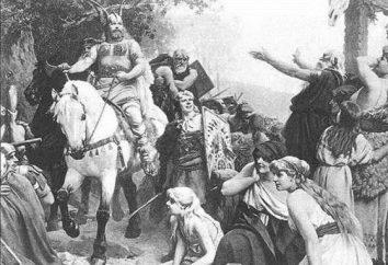 Którego Rzymianie nazywali barbarzyńcami? Dlaczego Rzymianie nazywali germańskich barbarzyńców?