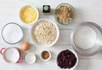 Herbatniki owsiane na jogurcie: recepta ze zdjęciem