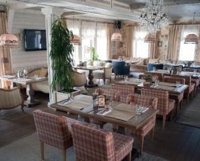 """Restaurante """"Ponton"""": una gran cantidad de impresiones"""