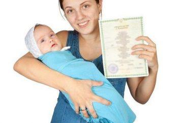 Perché SNILS bambini nella scuola materna e nella scuola? Perché ho bisogno di SNILS bambino appena nato?