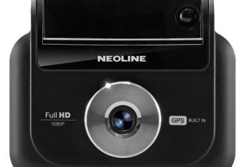 carro DVR Neoline X-COP 9500: comentários, preços, revisão