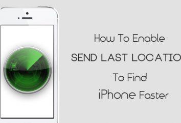 """Los detalles sobre cómo desactivar la opción """"Buscar"""" iPhone """""""""""
