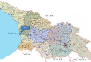 porto di mare e la città di Poti, in Georgia: descrizione, la storia, le attrazioni