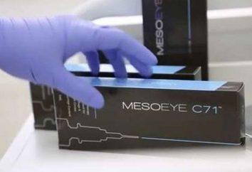 Mesoeye C71: comentários e descrições