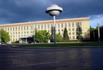 Voronezh State University (Voronezh): Fakultäten, Adresse, Zulassung, Lehrer. Voronezh State University