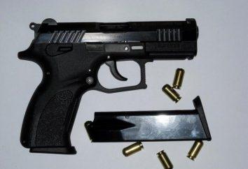 T 12 (traumatyczne pistolet) specyfikacje, ceny, opinie