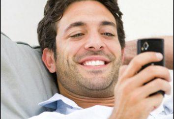 Jak napisać SMS miły facet w jego własnych słów