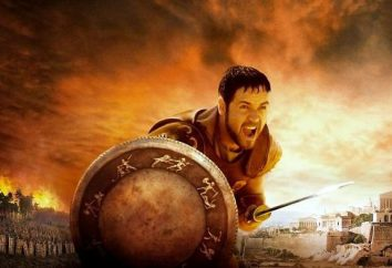 filmati storici sul gladiatori. Lista dei migliori film