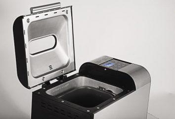 Qu'est-ce que la machine à pain « Bork » meilleur: commentaires des modèles et leur comparaison