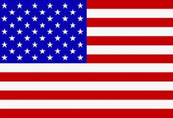 Lista Sur de Estados Unidos de los estados, característico
