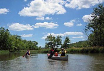Summer fun dans la nature – une grande vacances