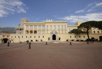 Palazzo del Principe di Monaco: descrizione, foto, viaggi