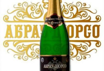 """""""Abrau-Durso"""" – szampan. Różowy szampan """"Abrau-Durso"""". """"Abrau-Durso"""": cen, opinie"""