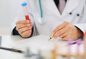 Ogólna analiza wskaźników krwi: stopa u dzieci i dorosłych