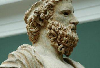 Starożytny grecki poeta liryczny Anacreon: biografia, kreatywność