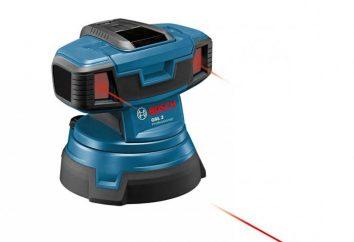 Como usar um nível a laser? Como definir o nível do laser nível do chão?