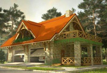 Casa magnífica em estilo chalé