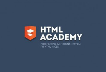 """""""HTML-Academia"""": la descripción, una visión general de los cursos de formación y características"""