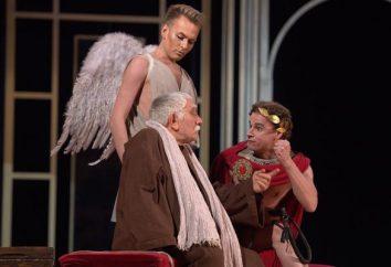Teatr Dzhigarkhanyan: opinie, repertuar