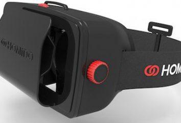 Homido head-mounted display: Características e comentários