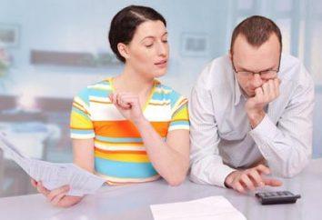 budżet rodzinny: Rzut, wskazówki, porady