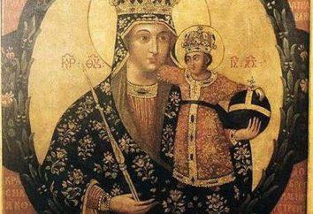 Trubchevsk icona della Madre di Dio: che cosa stanno pregando, e dove non c'è