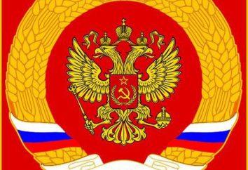 República da Rússia: a lista em ordem alfabética