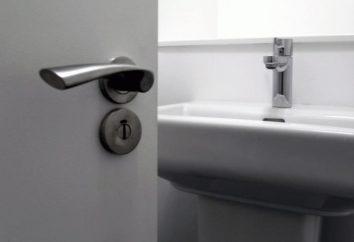 Który do łazienki drzwi jest lepiej umieścić?