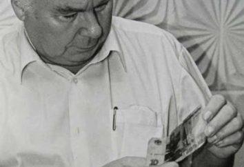 Baranov Viktor Ivanovich: biografia, fotos e fatos interessantes da vida do falsificador