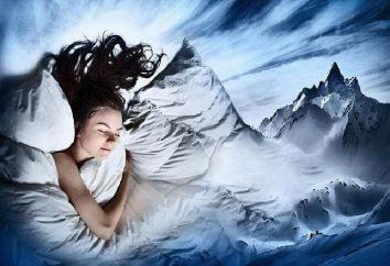 Interpretacja marzeń: jak wygląda pościel
