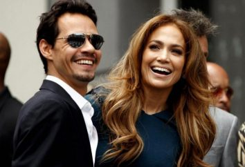 Dzhennifer Lopes comentado en los rumores sobre el nuevo matrimonio con Markom Entoni