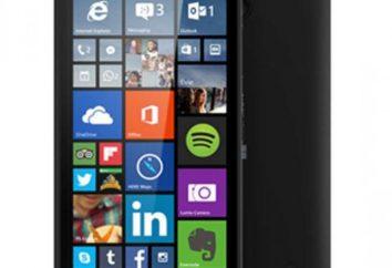 """Smartphone """"Microsoft Lyumiya 640"""": opinie, recenzje, dane techniczne"""