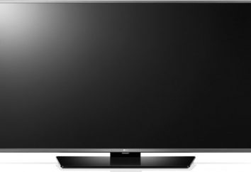 TV LG 40LF570V: commentaires, spécifications, paramètres
