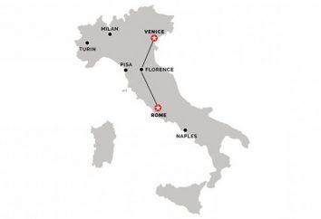 Jak dostać się z Wenecji do Rzymu: Podróżni