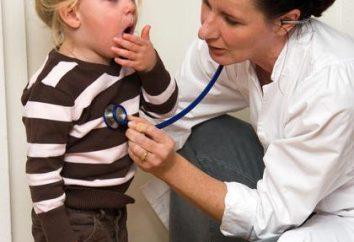 Szczekanie kaszel u dziecka: leczony bez narkotyków?