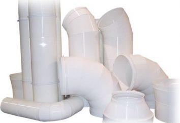 dutos de plástico – tipos e usos