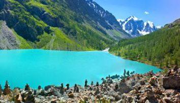 Respublika Altay: das Klima und die natürlichen Eigenschaften