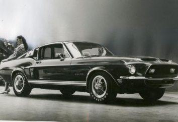 Shelby Mustang – legenda amerykańskich drogach