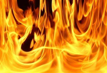 Perché il sogno di un incendio? Caldo o bruciare?