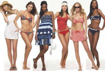 Abbigliamento in vacanza al mare: che cosa è?